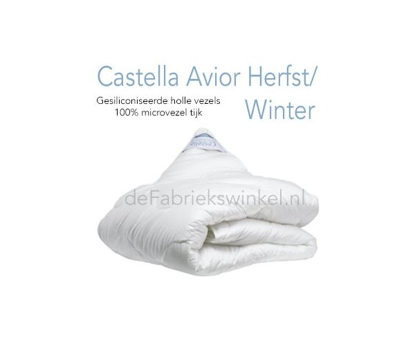 Castella Avior enkel dekbed Herfst/Winter
