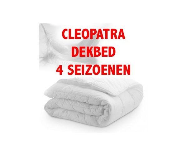 Cleopatra dekbed 4 seizoenen