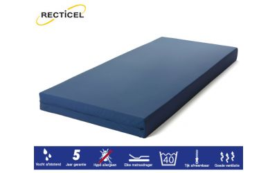 Incontinentie matras waterdicht Pocketvering Latex