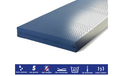 Incontinentie matras waterdicht Latex