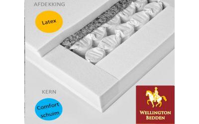 Belisimo stable Excellent pocketveer Latex matras ca. 23 cm